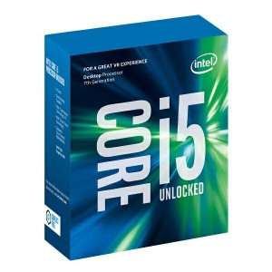 Intel Core i5-7600K (BX80677I57600K) Kaby Lake (3.80 GHz/Quad-Core/4Thread) 第7世代インテルCoreプロセッサーCPU