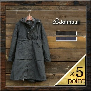 ジョンブル【Johnbull】 NYLON DENIM COAT (ah951) Lady's 2color □