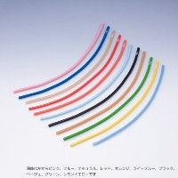 IMG ソフトNEWカラー駆血帯 5本セット (レッド)