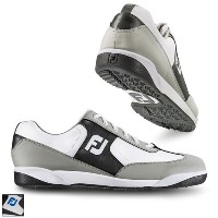 FootJoy GreenJoys Spikeless Retro Court Shoes - CLOSE OUT【ゴルフ ☆ゴルフシューズ☆>スパイクレス】