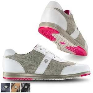 FootJoy Ladies Casual Collection T-Toe U-Throat Spikeless Shoes【ゴルフ レディース>スパイクレスシューズ】