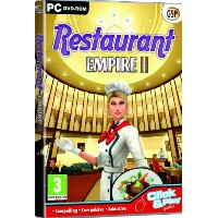 Restaurant empire 2 (PC) (輸入版)