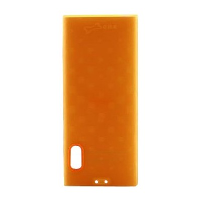 Fruitshop iPod nano 第5世代(5th)用シリコンケース(Orange) NA509011-O