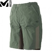 MILLET ミレー EARTH TREKKER SHORT メンズ ハーフパンツ (7844):MIV01393 [30_off] [SP_MOD_WEAR]