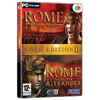 Rome Total War Gold Edition II (PC) (輸入版)