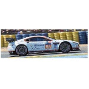 1/43 Aston Martin Vantage V8 No.95 Winner LMGTE Am Le Mans 2014 Aston Martin Racing S4238 【スパーク】...