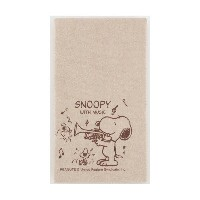 SNOOPY with Music スヌーピー SCLOTH-TP 楽器用クロス
