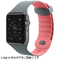 BELKIN Apple Watch 38mm用スポーツバンド 「Sports Band for Apple Watch」 F8W729BTC01 カーネーション[F8W729BTC01]