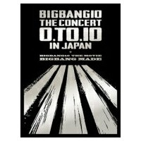 【送料無料】 BIGBANG (Korea) ビッグバン / BIGBANG10 THE CONCERT : 0.TO.10 IN JAPAN + BIGBANG10 THE MOVIE...