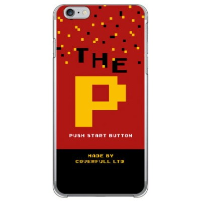 【送料無料】 Cf LTD ゲーム イニシャル P (クリア) / for iPhone 6s Plus/Apple 【Coverfull】iphone6splus ケース iphone6splus...