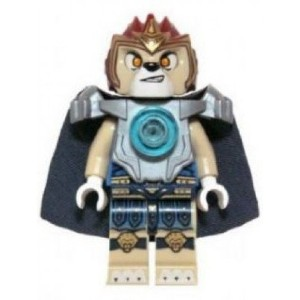 Lego (レゴ) Chima Laval Minifigure in Heavy Armor From 70010 ブロック おもちゃ