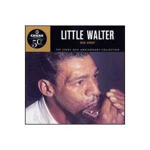 【メール便送料無料】Little Walter / His Best: Chess 50th Anniversary Collection (輸入盤CD)