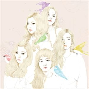 【輸入盤】RED VELVET レッド・ヴェルヴェット/1ST MINI ALBUM : ICE CREAM CAKE(CD)