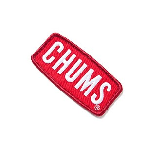 chums Wappen CHUMS Logo S (H 3.5 X W 7.4 cm) ワッペンチャムスロゴS CH62-1057