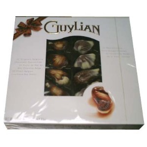 Guylian Belgian Chocolate Sea Shells Perles d' Ocean, 8.82 Oz by GuyLian