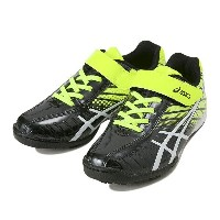 キッズ 【ASICS】 アシックス 20-23LAZERBEAM BB-MG TKB306 17SP 9007 BK/F.YEL