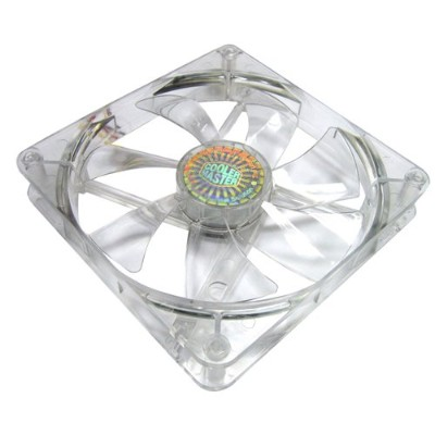 Cooler Master Blue LED silent fan 140mm Silentシリーズ(14cmファン) FN752 R4-L4S-10AB-GP