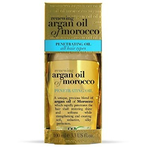 Organix Renewing Moroccan Argan Penetrating Oil, 3.3 FZ (Pack of 6) [並行輸入品]