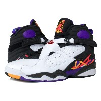 NIKE AIR JORDAN 8 RETRO 【THREEPEAT】 ナイキ エア ジョーダン 8 レトロ WHITE/RED/BLACK/CONCORD