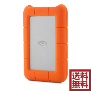 ラシージャパン Rugged Thunderbolt USB3.0 HDD 2TB