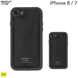 iPhone7 iPhone8 スマホ 防水ケース 耐衝撃 IP68 ROOT CO. H2O Water & Shock Proof ハードケース 【 スマホケース アイフォン7 ケース ルート...