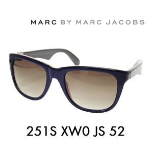 【OUTLET★SALE】アウトレット セール マークバイマークジェイコブス サングラス MMJ-251S JS 52 MARC BY MARCJACOBS
