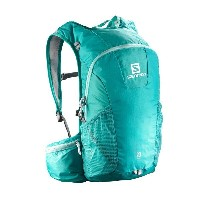 SALOMON〔サロモン バックパック〕 2017 TRAIL 20〔TEAL BLUE F/BUBBLE BLUE〕L37998400