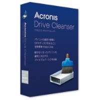 Acronis Drive Cleanser full box(対応OS:その他)(DCTFB5JPS) 目安在庫=○