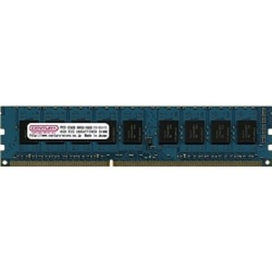 センチュリーマイクロ サーバー/WS用 PC3-12800/DDR3-1600 8GB 240pin unbuffered DIMM ECC付 日本製 CD8G-D3UE1600