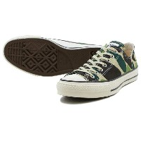 "CONVERSE ALL STAR J 83CAMO OX ""MADE IN JAPAN""コンバース オールスター J 83カモ OXCAMO【メンズ・レディース】"