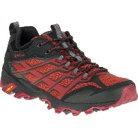 メレル Merrell メンズ 登山 シューズ・靴【Moab FST Hiking Shoe】Burgundy/Black