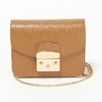 フルラ バッグ ショルダーバッグ FURLA BGZ7 851169 EP0 ARE NC7 NOCE 【METROPOLIS MINI CROSSBODY】