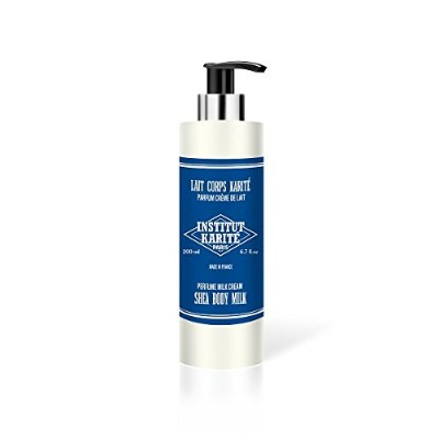 INSTITUT KARITE  Shea Body Milk ボディミルク 200ml Milk Cream ミルククリーム