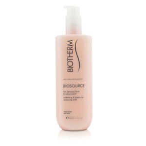 BiothermBiosource Softening & Make-Up Removing Milk - For Dry SkinビオテルムBiosource Softening & Make...
