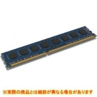 アドテック DOS/V用 DDR3-1600/PC3-12800 Unbuffered DIMM 2GB 省電力モデル ADS12800D-H2G