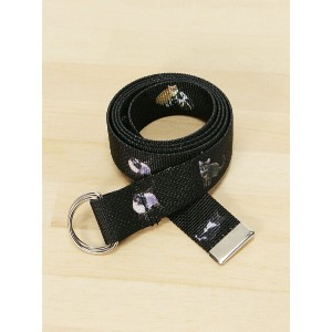 BEAMS BOY S/F RING BELT ビームス ウイメン