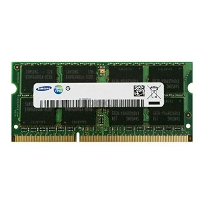Samsung original 8GB (1 x 8GB) 204-pin SODIMM, DDR3 PC3L-12800, 1600MHz ram memory module for...