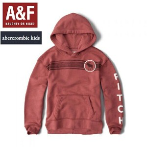 Abercrombie&Fitch アバクロンビーアンドフィッチ正規品 プルオーバーパーカー キッズ ボーイズサイズabercrombie kids logo pullover hoodie ...
