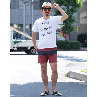 BANKS(バンクス) Teeシャツ【EVERYDAY JOURNEYS TEE SHIRT】
