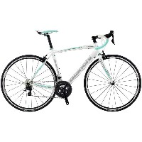 【代引不可】17ビアンキ VIA NIRONE 7 PRO SHIMANO 105 Matt White