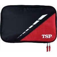 【TSP】VICTAS 040505-0040 プリーレケース [レッド]【卓球用品】卓球用ケース/ラケットケース/バッグ ※DM便発送不可(※ヤマト卓球)【RCP】