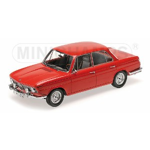 Minichamps 1:18 1965年モデル BMW 1800 TI レッド1965 BMW 1800 TIred 1:18 Minichamps