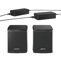 【送料無料】BOSE サラウンドスピーカー Virtually Invisible 300 Wireless Surround Speakers ブラック VIRTUALLY INV 300 BK ...