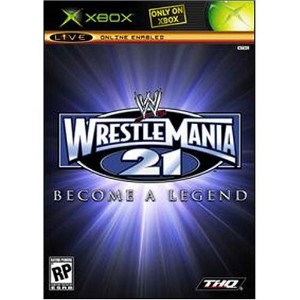 Wwe: Wrestlemania XXI / Game