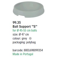 Ball Support (S) ボールサポート S(99.35)バランスボール フィットネスボール ヨガボール ダイエット 【送料無料】