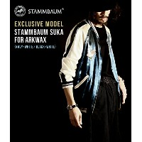 STAMMBAUM [シュタンバウム] / 別注STAMMBAUM SUKA For ARKWAX (Navy×White / Black×White)EXCLUSIVE MODEL / ...