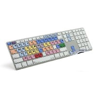 LogicKeyboard Avid Composer Ultra Thin Alu Keyboard - Wired USB by LogicKeyboard [並行輸入品]