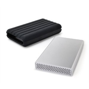 センチュリー イッコイチBOX2.5SATA USB3.0 & FireWire800 Armored Edition CSG25FB2U3