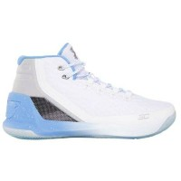 "Under Armour Curry 3""Birthday""メンズ White/Opal Blue/Black アンダーアーマー バッシュ カリー3 Stephen Curry ステフィン・カリー"