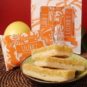 【Cookie Corner】Tropical Fruit Bar - Lilikoi Large Box (27pc)
